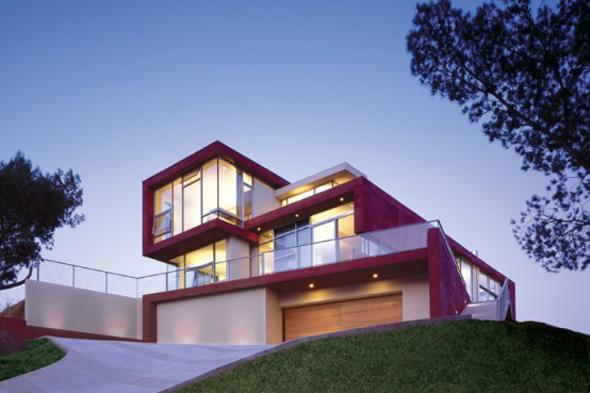 contemporary house - modern house